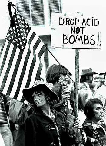 [Photo Anti-War Demonstration in San Francisco]