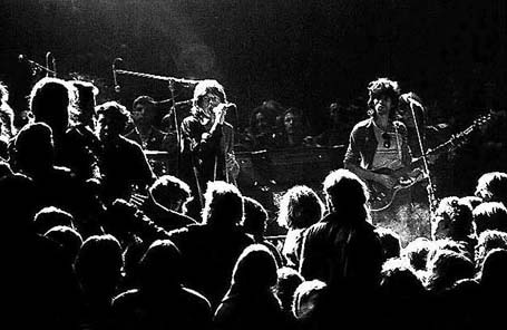 The Rolling Stones at Altamont - Dec. 1969