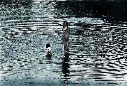 [Picture of a Girl in a Lake]