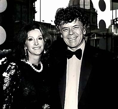 [Photo of Ann and Gordon Getty]