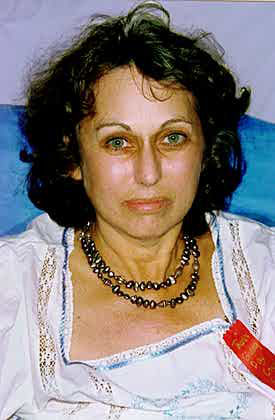 Photo of Anita Hoffman ~ Thanksgiving 1998