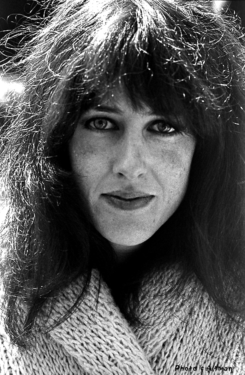 Photo of Grace Slick