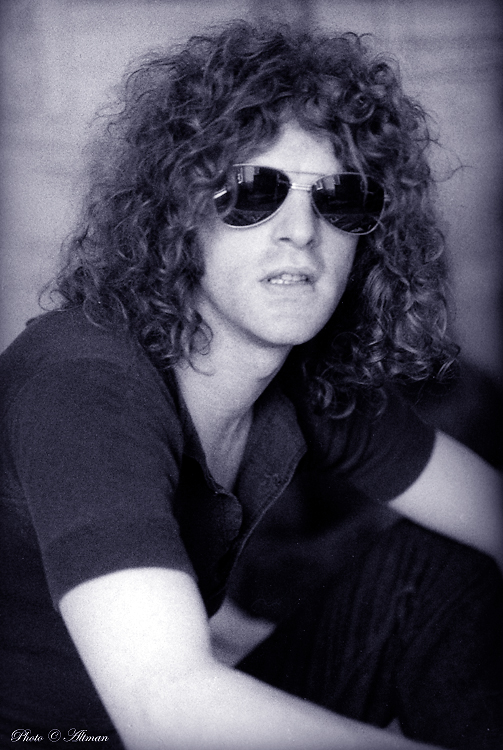 Photo- Portrait of Ian Hunter - Mott the Hoople