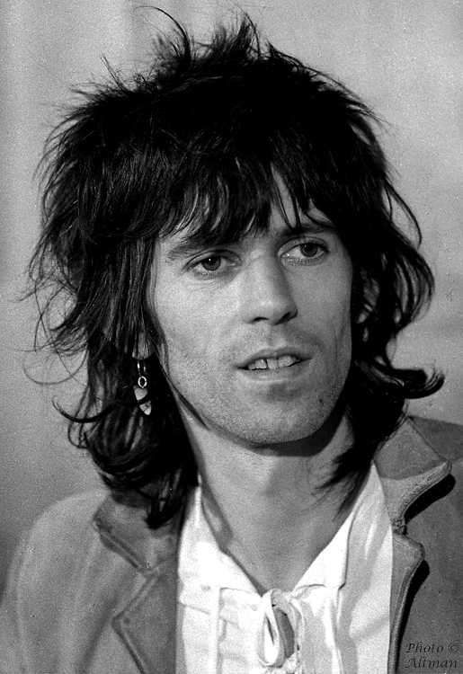 Photo- Keith Richards