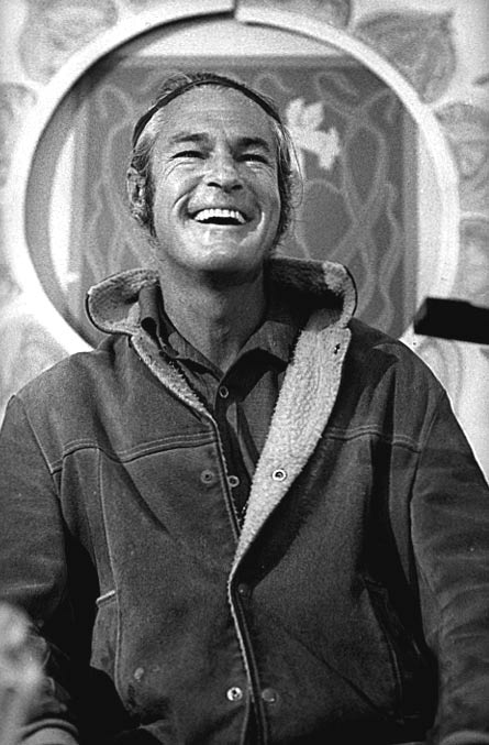 Photo- Timothy Leary ~ 1969 Press Conference - Runs for Governor of California