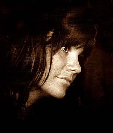 Portrait of Linda Ronstadt