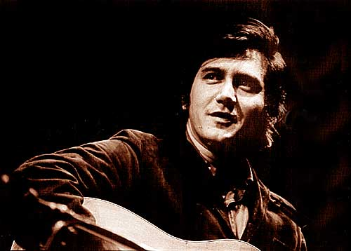 Photo of Phil Ochs