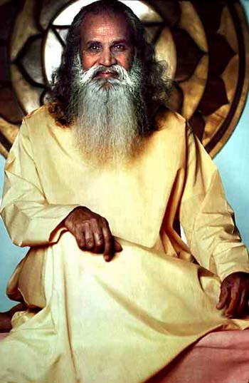 Photo- Sri Swami Satchidananda
