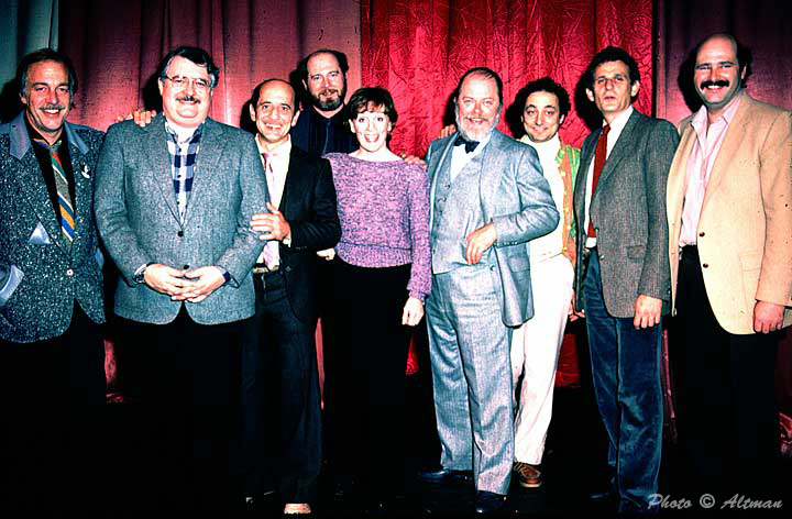 The Committee  ~ 1983